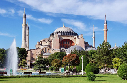 Kurztrip zum Weltkulturerbe Istanbul