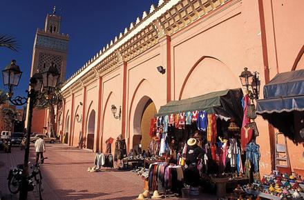 Marrakesch - die Perle des Südens