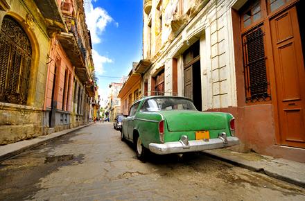 Kuba: Salsa pur