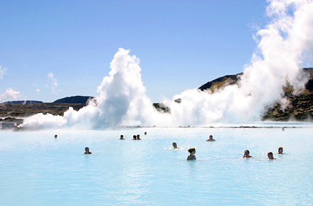 Le Sorgenti Calde Di Islanda Giappone E Taiwan Dieci