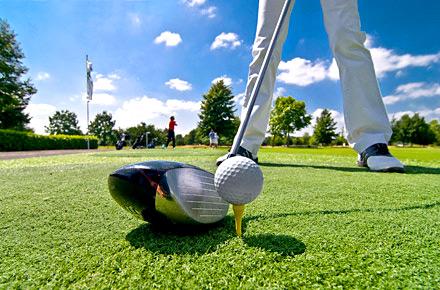 Golf weekend