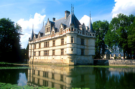 A weekend visiting the castles of the Loire Valley