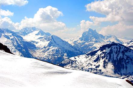 Warth-Schröcken am Arlberg (Vorarlberg)