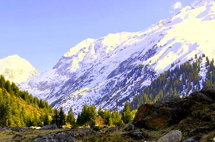 Pitztaler Gletscher (Tirol)