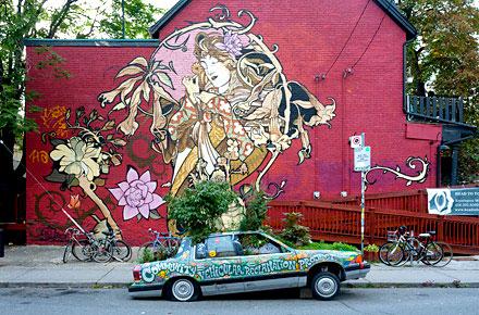 Kensington Village, un mondo a parte dentro Toronto