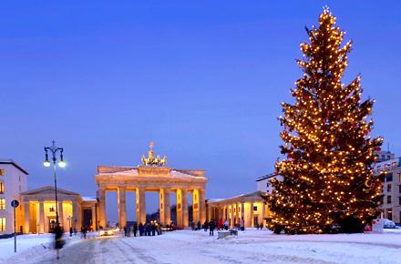 Natale a Berlino a soli 270€