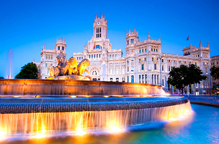 Capodanno a Madrid a 588€