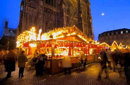 Strasbourg l'historique