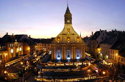 Les plus grands marchés de Noël de France