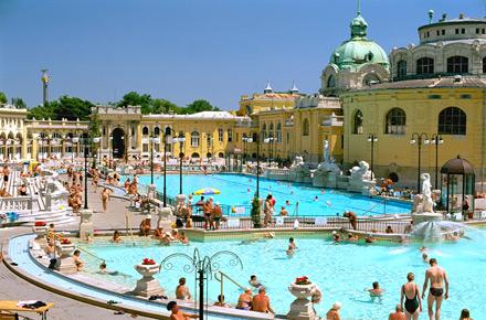 Budapest Capitale Europ 233 Enne Des Thermes Des Voyages Et