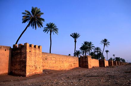 Entre plage et ville au Maroc