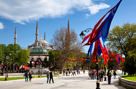 Au coeur d'Istanbul