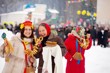 Maslenitsa: quando un carnevale fà primavera