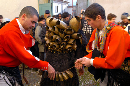 Mamoiada, un carnevale fuori moda