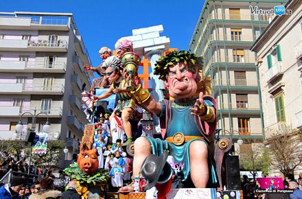 Putignano, un carnevale di 619 anni