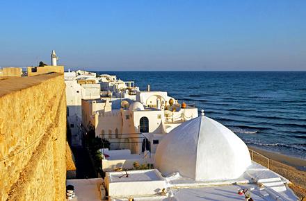 Sous le soleil de la Tunisie!