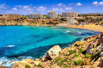 Par monts et par vaux à Malte