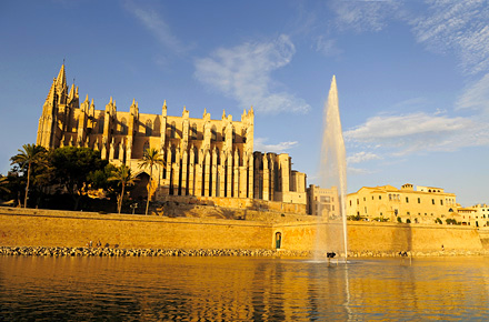 Les Baléares de Palma de Majorque