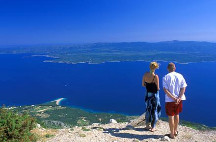 Camping en Croatie