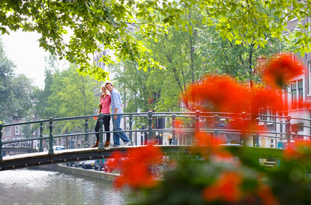 Flâneries à Amsterdam