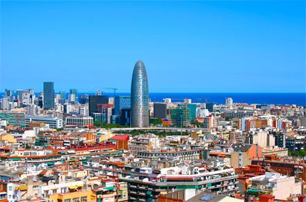 Des tours et détours à Barcelone