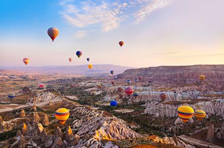 Merveilles turques en Cappadoce