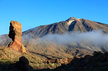 Tenerife, à l'ombre du Teide