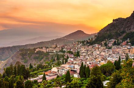 Sicile : farniente aux pieds de l'Etna