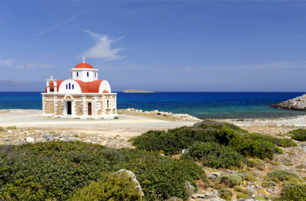 Crète, l'île bénie des dieux