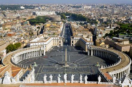 Rome : on en est baba !