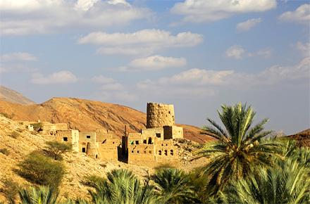 L'Arabie heureuse du sultanat d'Oman