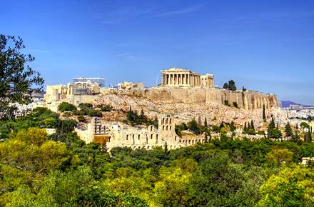A la découverte des mythes et légendes de la Grèce antique
