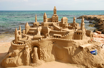 Di sabbia