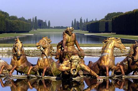 la france en 10 jardins remarquables - Les Jardins De Versailles
