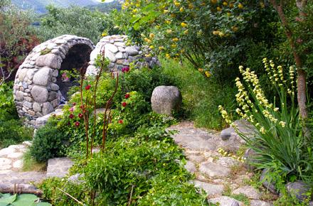 Il giardino dei sambuchi francia i giardini pi belli - Il giardino di ausonia ...