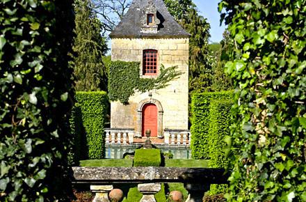 Il giardino alla francese d 39 erygnac francia i giardini - Giardino in francese ...