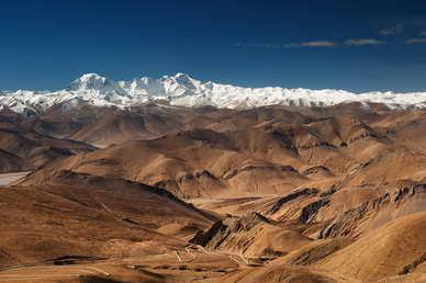 Entre Tibet y Mongolia