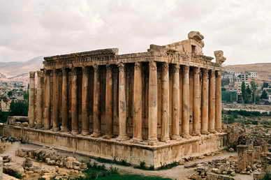 Libano y sus sitios imprescindibles