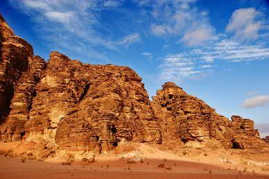La ruta de los reyes en Jordania