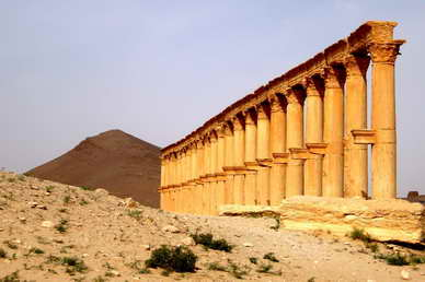 Oasis miticas en Siria