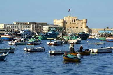 Egipto : Alejandría
