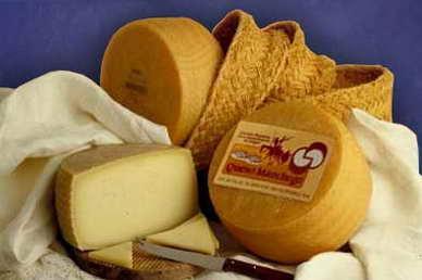 Le fromage de la Mancha