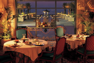 Duba au pays des mille et une nuits h tels romantiques for Decoration mille et une nuit