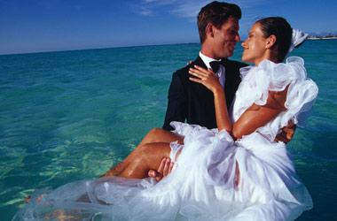 La moda dei viaggi di nozze