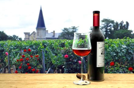 la route des vins de bordeaux les routes du vin de france. Black Bedroom Furniture Sets. Home Design Ideas