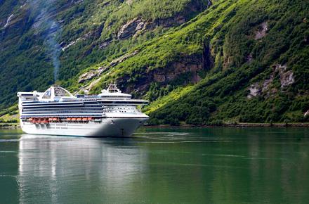 Le pays des fjords