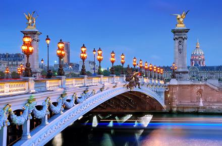 Die Stadt der Liebe: Paris zum kleinen Preis