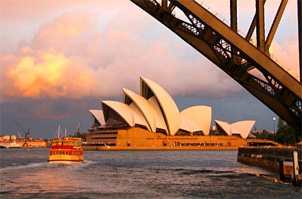 Down Under mit leeren Taschen war gestern: Sydneys beste Spots