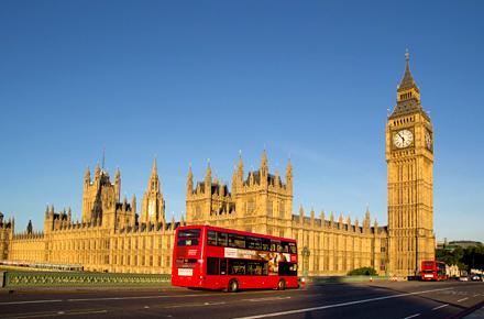 London's Calling: Mit wenig Pfunden die City rocken