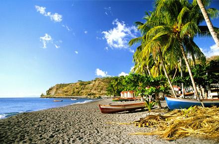 Ouvrir la saison aux Antilles